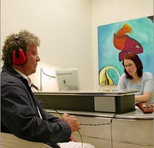 Dr. Avelini und Dr. Weise - HNO Praxis in Stuttgart - Hörgeräte Tests